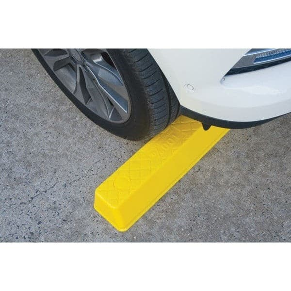 Barrier Group Optional Reflector Plugs for Compliance Wheel Stop - Barrier Group - Ramp Champ