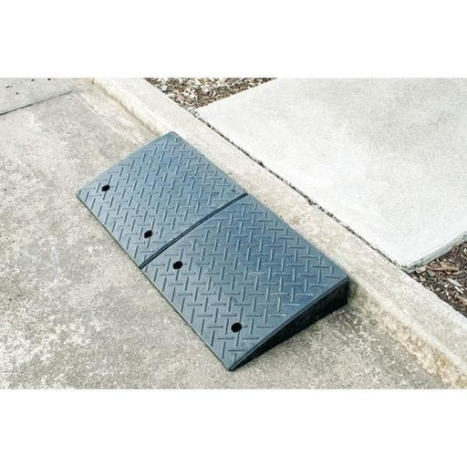 Rubber Kerb Gutter Ramp from Barrier Group - Barrier Group - Ramp Champ
