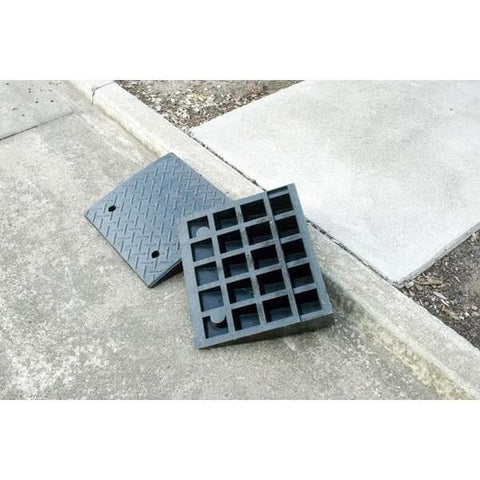 Barrier Group Rubber Kerb Ramp - Barrier Group - Ramp Champ
