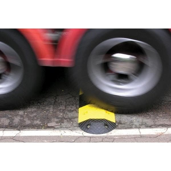 Barrier Group Slo-Motion Compliance Polyethylene Speed Hump - Barrier Group - Ramp Champ