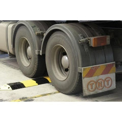 Barrier Group Slo-Motion Heavy Duty Steel Speed Hump - Barrier Group - Ramp Champ