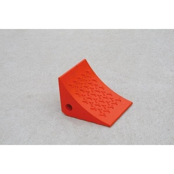 Barrier Group Urethane Wheel Chocks - Barrier Group - Ramp Champ