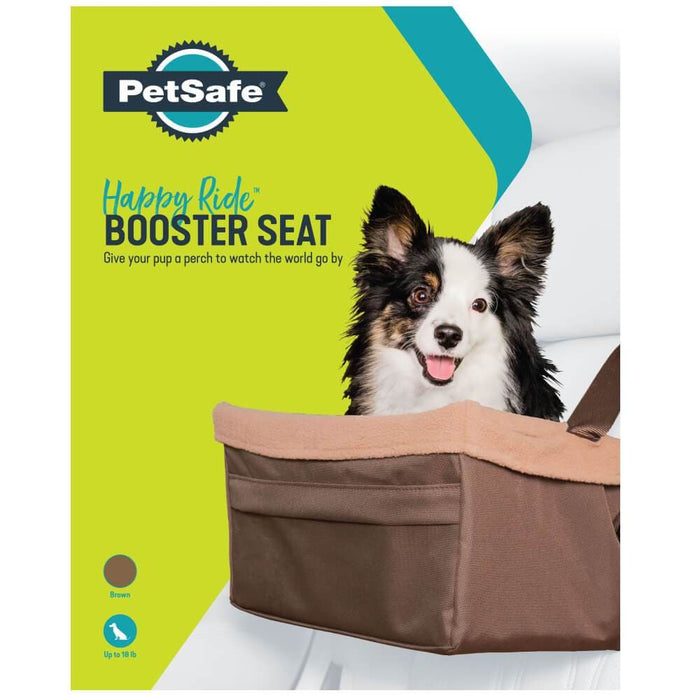 Solvit Pet Products PetSafe Happy Ride™ Quilted Dog Safety Seat, 8kgs (Open Box)