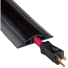Checkers 1 Channel Rubber Duct - Extention Lead Cable Protector