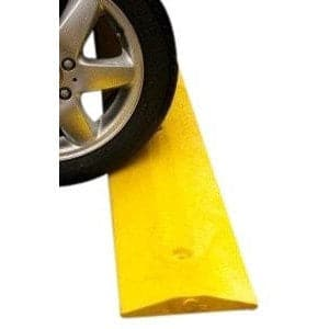 Checkers 1.8m Recycled Plastic Speed Bump - Checkers - Ramp Champ