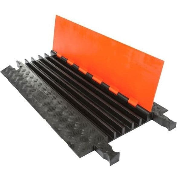 Checkers 5 Channel Heavy Duty - 9.5-Tonne Capacity Cable Protector - Checkers - Ramp Champ