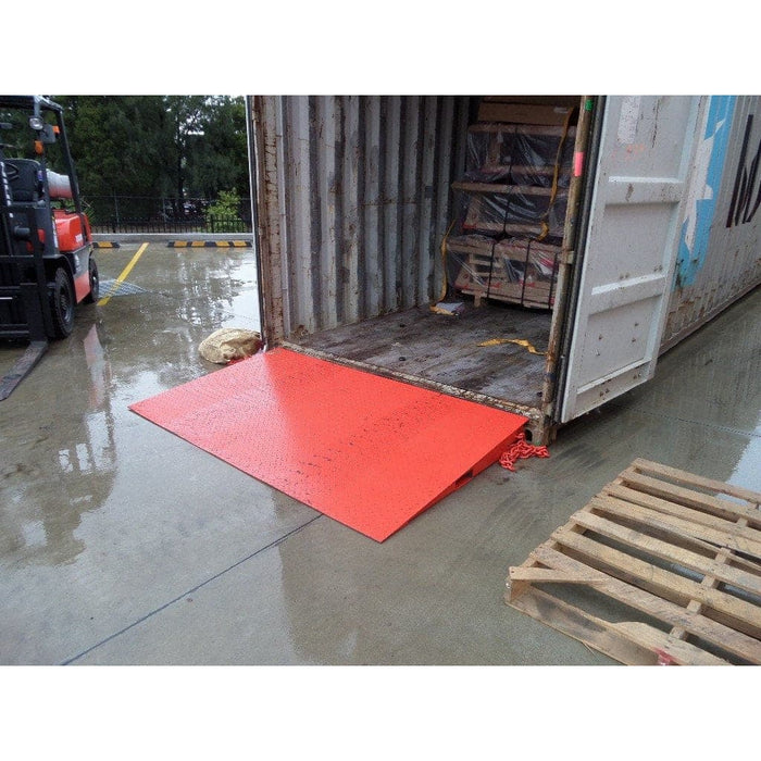 Niuli 8-Tonne Steel Container Floor Ramp - Niuli - Ramp Champ