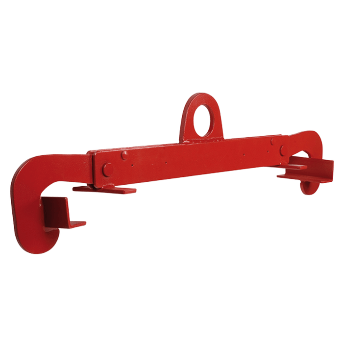 DHE Vertical Drum Lifting Clamp 200L / 44-Gallon, 500kg Capacity - DHE - Ramp Champ