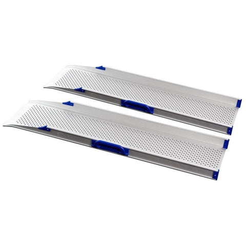 FEAL 1.06m Portable Loading Ramps, Pair