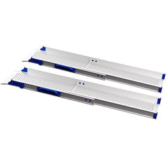 FEAL 1.2m Portable Telescopic Loading Ramps, Pair