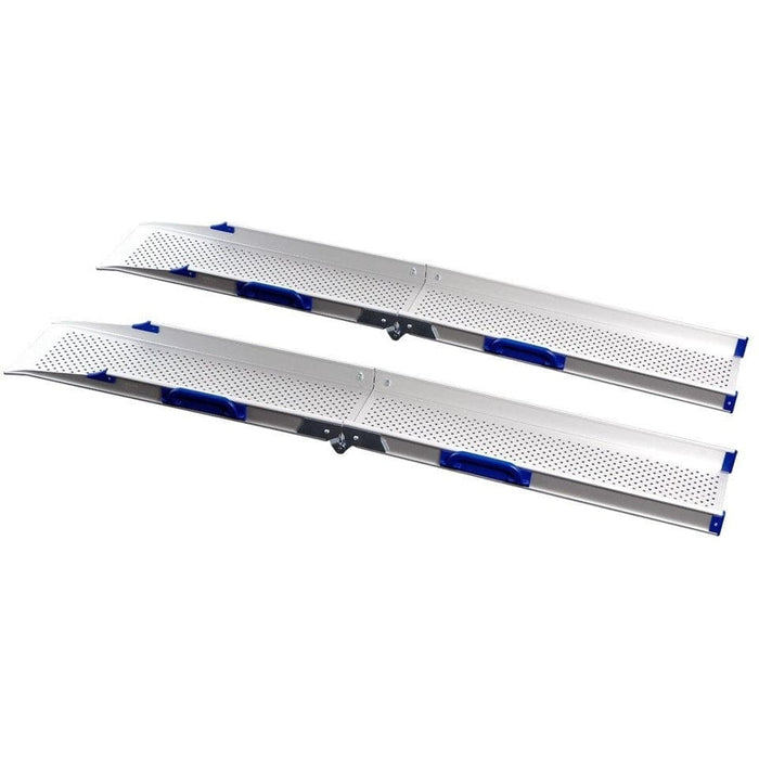 FEAL 1.5m Portable Wide Folding Loading Ramps - Feal - Ramp Champ