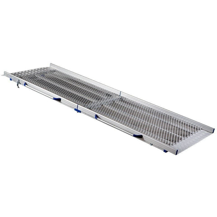 FEAL 1.6m Bi-Fold Portable Aluminium Vehicle Ramp, 400kg Capacity - Feal - Ramp Champ