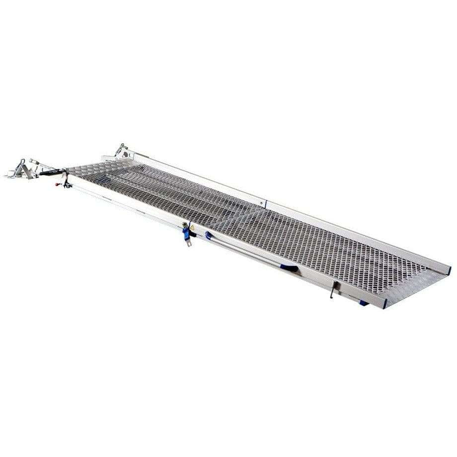 FEAL 2.62m Bi-Fold Aluminium Vehicle Ramp, 400kg Capacity - Feal - Ramp Champ