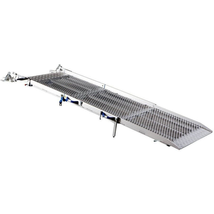 FEAL 2.65m Tri-Fold Aluminium Vehicle Ramp, 400kg Capacity - Feal - Ramp Champ