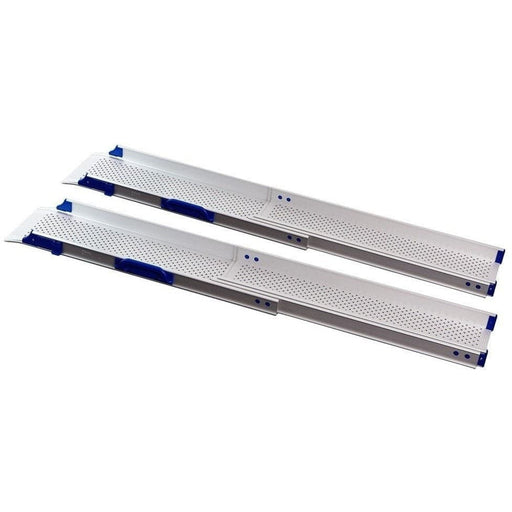 FEAL 2m Portable Telescopic Extra Wide Loading Ramps - Feal - Ramp Champ