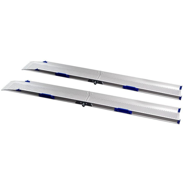 FEAL 2m Portable Wide Folding Loading Ramps - Feal - Ramp Champ