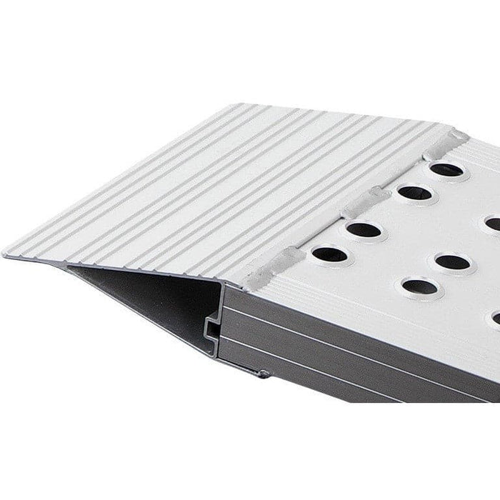 FEAL 2m x 800kg Heavy-Duty Folding Aluminium Loading Ramps - Feal - Ramp Champ