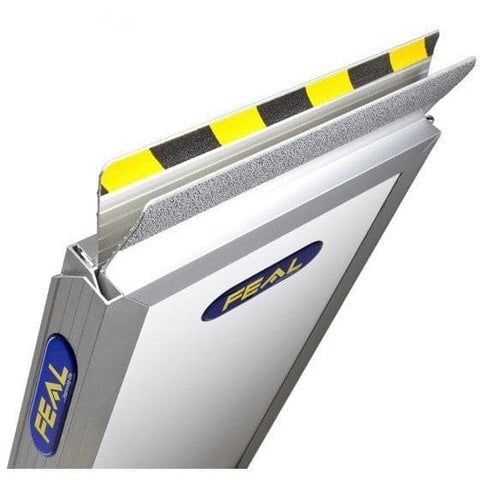 FEAL iRamp 520mm Folding Aluminium Wheelchair Ramp, 400kg Capacity - Feal - Ramp Champ