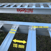 Whipps Construction & Machinery Whipps 3.5 Tonne 2.5 m x 550mm Aluminium Loading Ramps