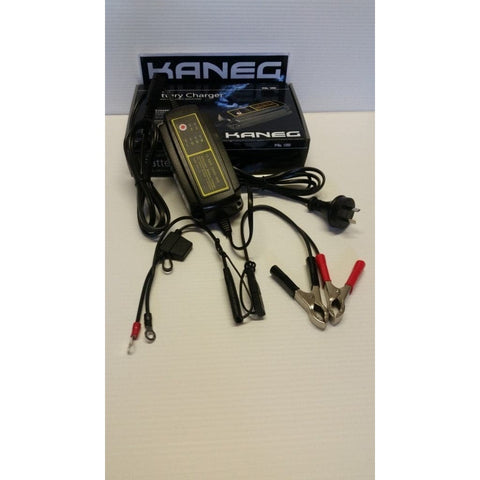 Kaneg Smart 12-Volt Automatic Battery Charger