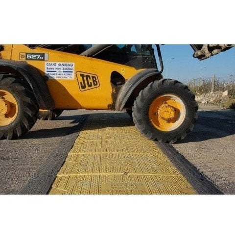 Oxford Plastics Lightweight Road Plate End Module (One Piece) - Oxford Plastics - Ramp Champ