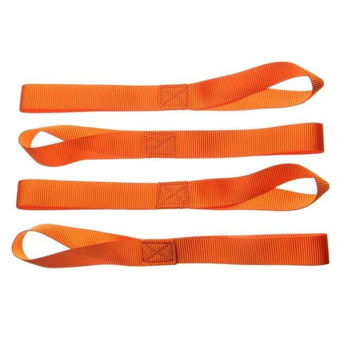 Tie Down Straps Soft Securing Loop Extension x 4