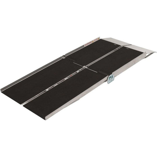 PVI Aluminium Multi-Fold Rear Door Wheelchair Van Ramp - PVI - Ramp Champ