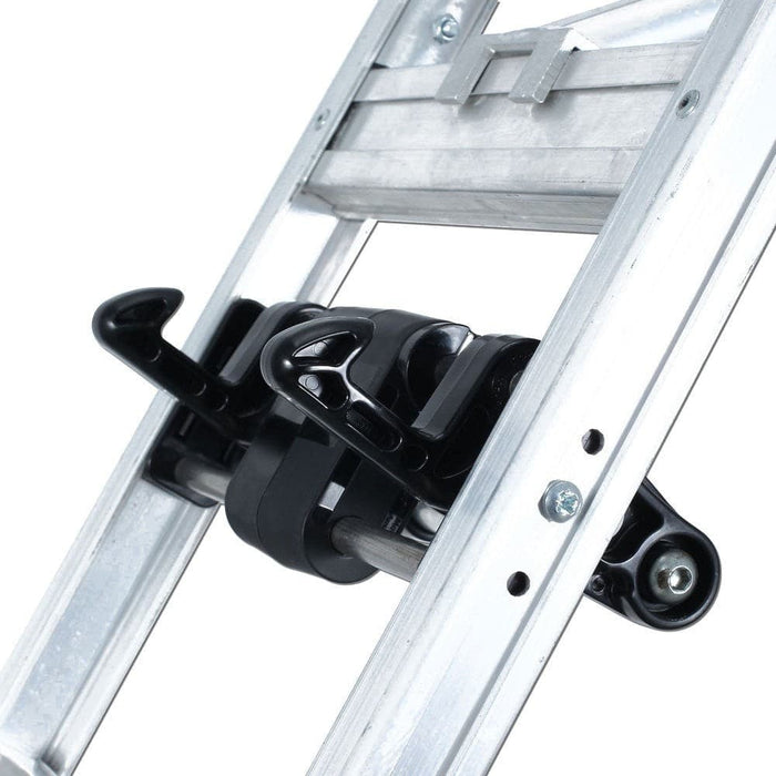Rotacaster Milk Crate Rotatruck (narrow) Hand Trolley, 150kg Capacity - Rotacaster - Ramp Champ