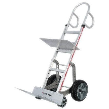 Rotacaster Rotatruck PRO - Dual Nose Hand Trolley, 220kg Capacity - Rotacaster - Ramp Champ