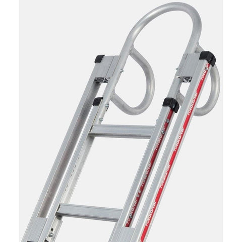 Rotacaster Rotatruck PRO - Dual Nose Hand Trolley, 220kg Capacity