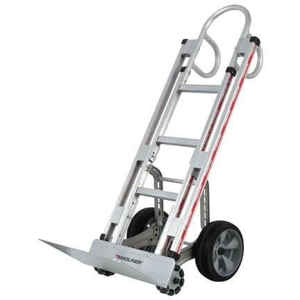 Rotacaster Rotatruck PRO - Wide Hand Trolley, 230kg Capacity - Rotacaster - Ramp Champ