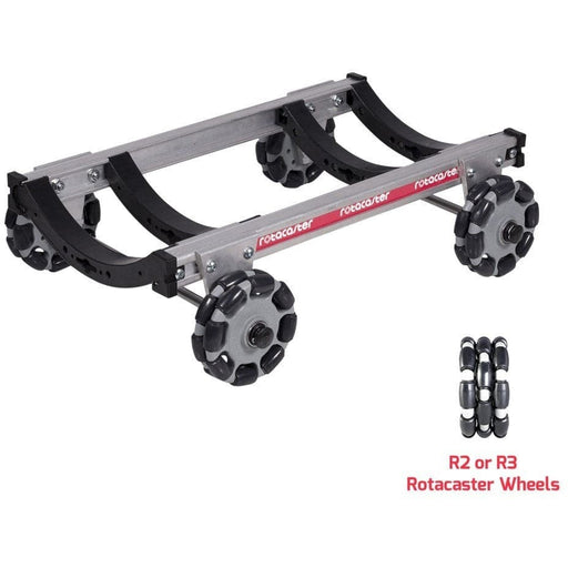 Rotacaster Rotatruck Rover Dollie Curved 320mm x 593mm - Rotacaster - Ramp Champ