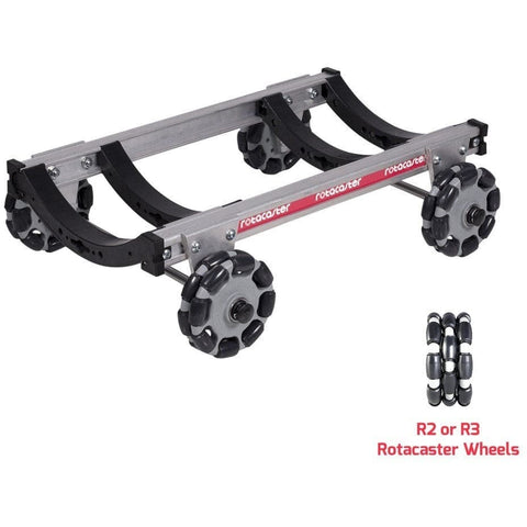 Rotacaster Rotatruck Rover Dollie Curved 320mm x 593mm