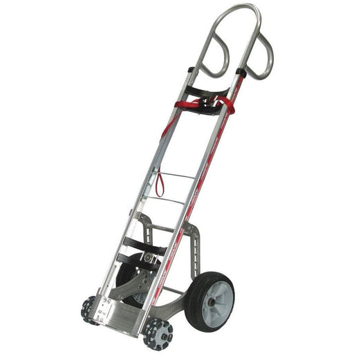 Rotacaster Single Gas Cylinder Rotatruck Hand Trolley, 150kg Capacity - Rotacaster - Ramp Champ