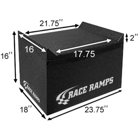 Race Ramps RR-SPS Slip Plate Stand, Pair - Race Ramps - Ramp Champ