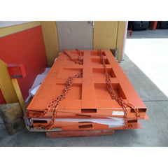 Niuli 8-Tonne Steel Container Floor Ramp