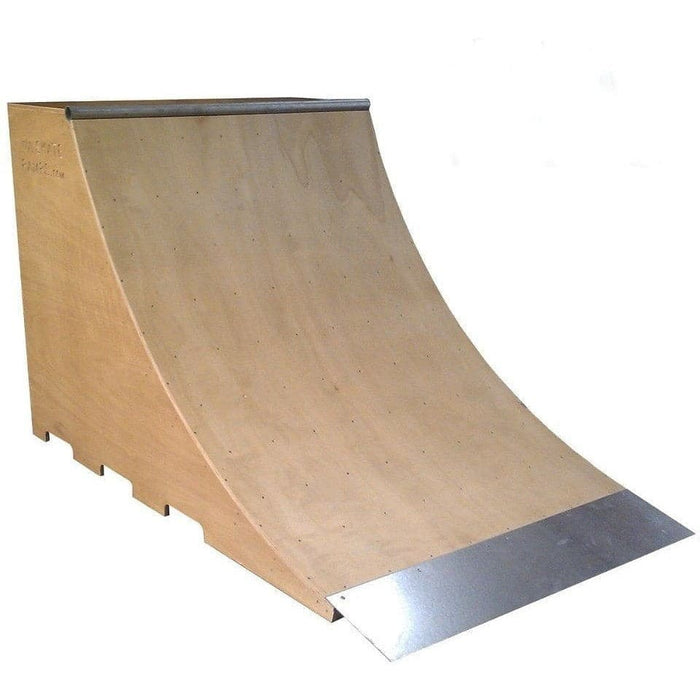 Wa Skate Ramps 12m X 12m Quarter Pipe Ramp 4ft High X 4ft Wide