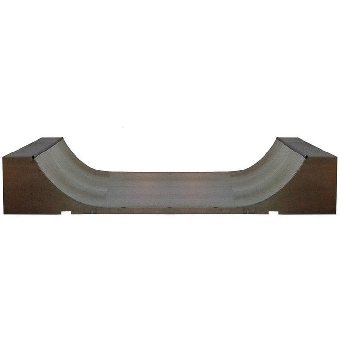 WA Skate Ramps 1.2m High x 2.4m Wide Halfpipe (4ft High x 8ft Wide) - WA Skate Ramps - Ramp Champ