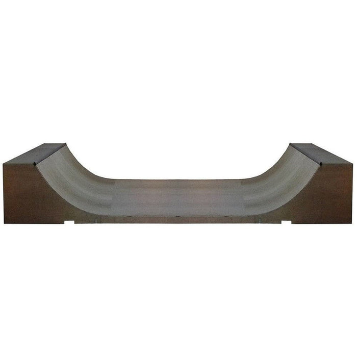 WA Skate Ramps 1.2m High x 3.6m Wide Halfpipe (4ft High x 12ft Wide) - WA Skate Ramps - Ramp Champ