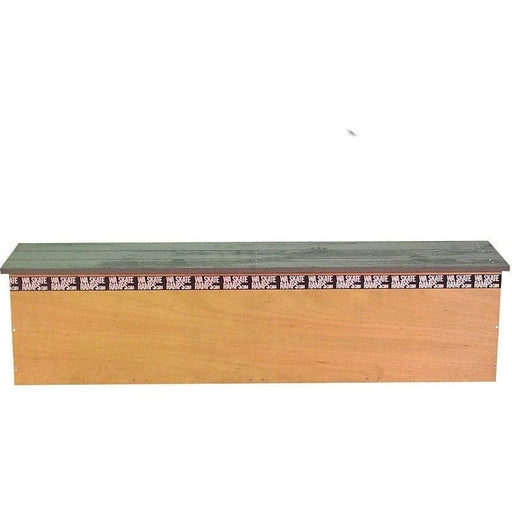 WA Skate Ramps 1.8m Long Bam Bench Skateboard Bench