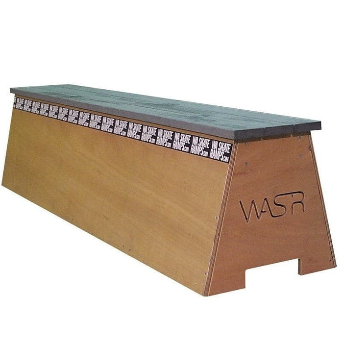 WA Skate Ramps 1.8m Long Bam Bench Skateboard Bench (6ft Long) - WA Skate Ramps - Ramp Champ