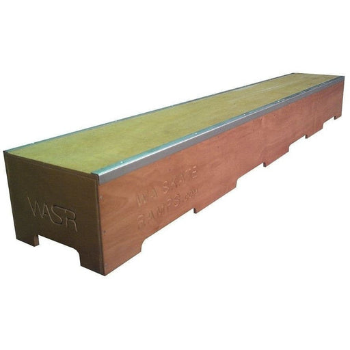 WA Skate Ramps 2.4m Long Skateboard Ledge Grind Box