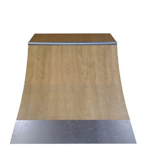 WA Skate Ramps 60cm High x 90cm Wide Quarter Pipe Skate Ramp