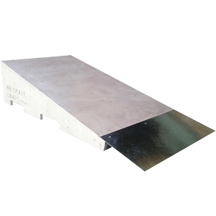 WA Skate Ramps 60cm Wide Skateboard Jump Ramp (2ft Wide) - WA Skate Ramps - Ramp Champ