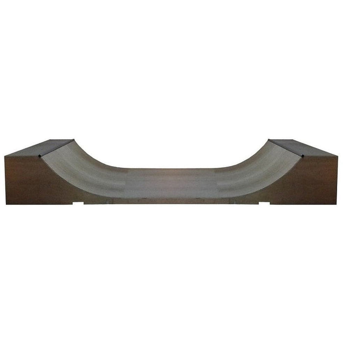 WA Skate Ramps 90cm High x 4.8m Wide Halfpipe (3ft High x 16ft Wide) - WA Skate Ramps - Ramp Champ