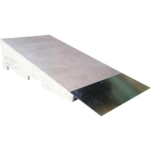 WA Skate Ramps 90cm Wide Skateboard Jump Ramp