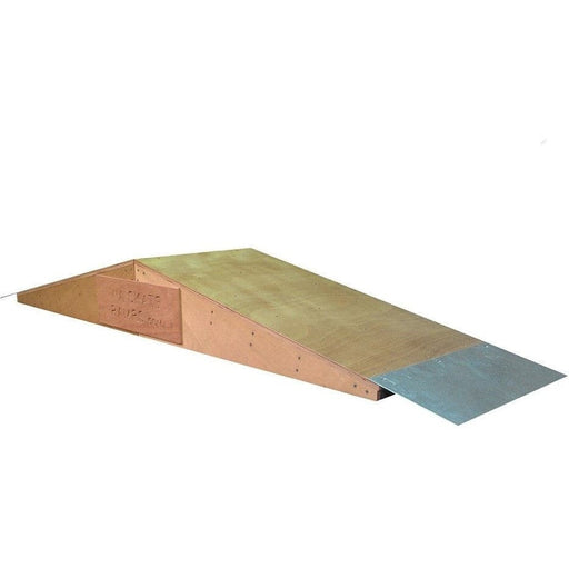 WA Skate Ramps Set of 2 x 60cm Wide Skateboard Jump Ramps