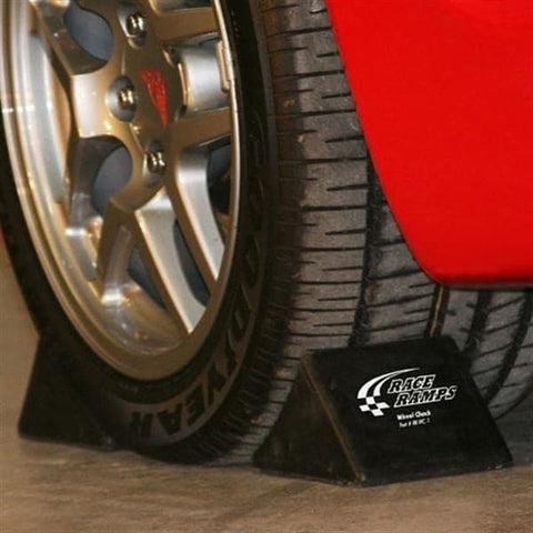 Race Ramps RR-WC Wheel Chocks, Set of 4 - Race Ramps - Ramp Champ