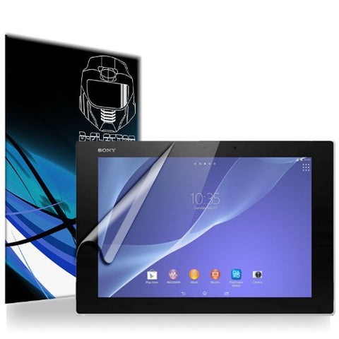 D-Flectorshield Sony Xperia Z2 Tablet LTE Scratch Resistant Screen Protector