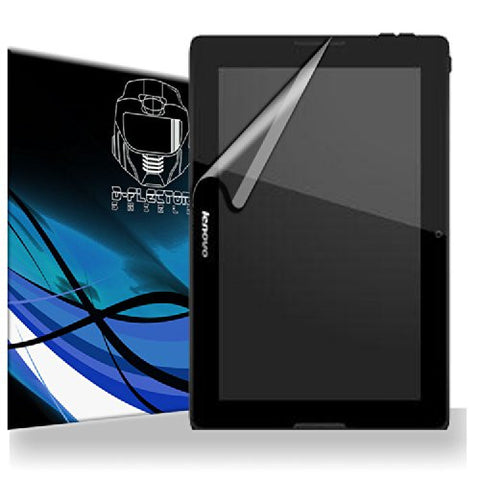 D-Flectorshield Lenovo Tab A10 Screen Protector Scratch Resistant / Self Healing Technology / HD Clarity / lint and bubble free Installation